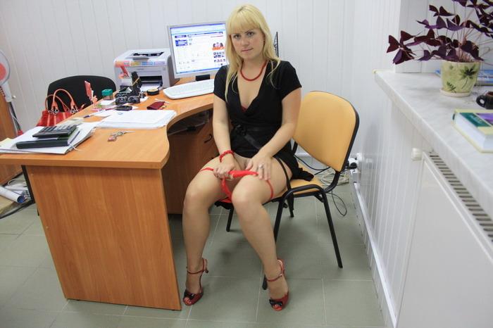 Фото женщин в офисе интим
